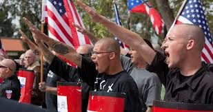 Rise of Fascism in the USA.